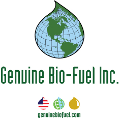 Genuine Bio-Fuel Inc. logo
